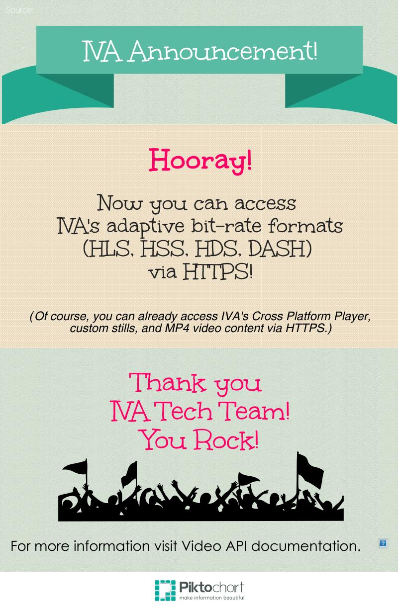 HTTPS announcement