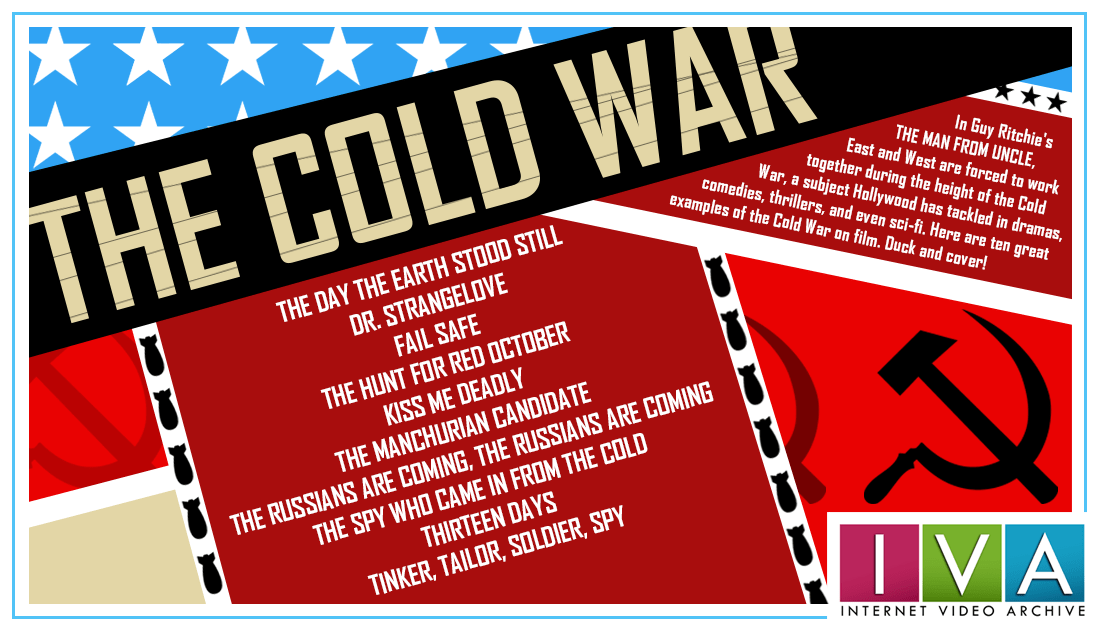 Internet Video Archive | The Cold War on Film