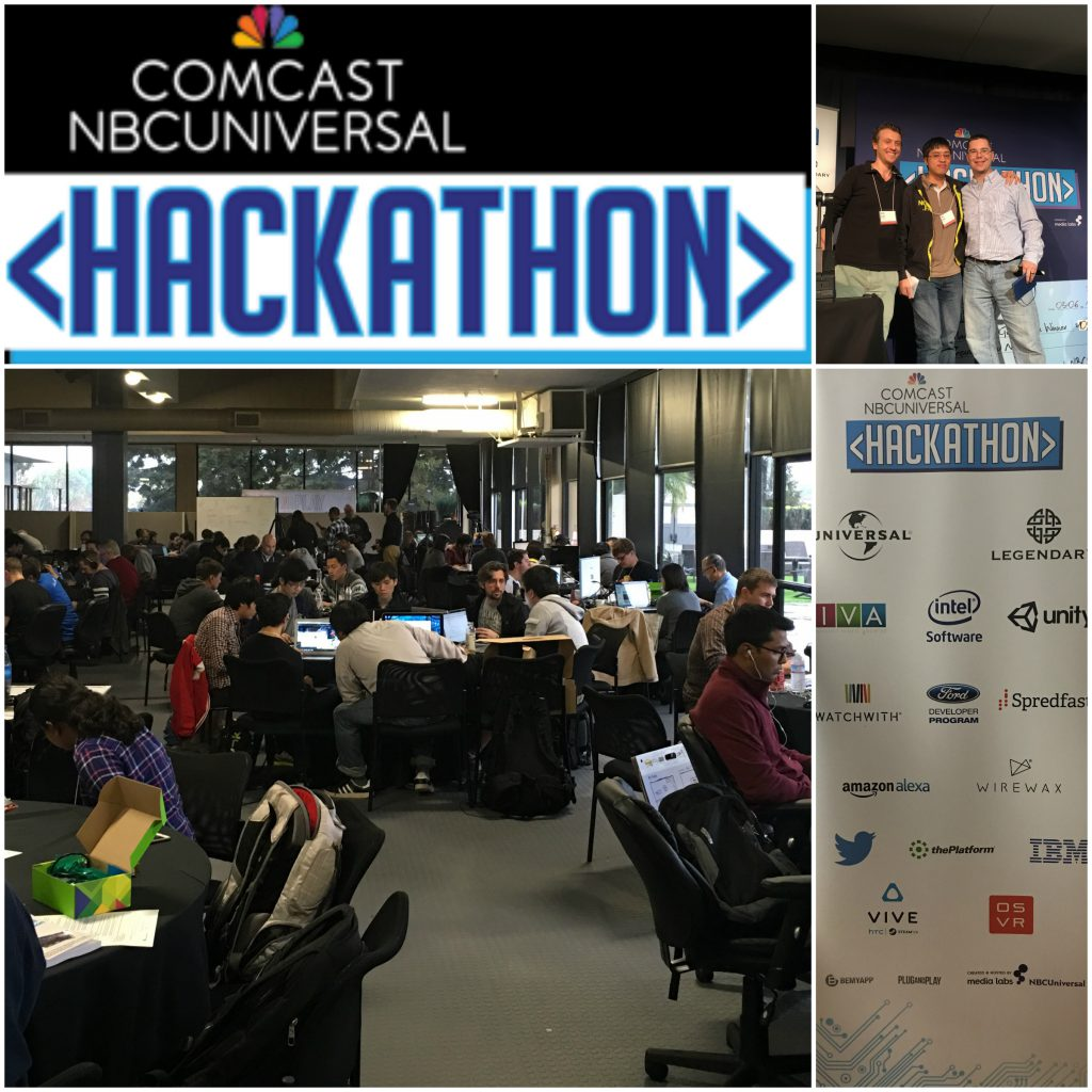 NBCUniversal Hackathon
